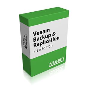 Veeam Backup Free Edition