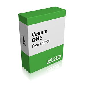 Veeam ONE Free Edition для vSphere и Hyper-V